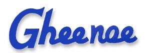 Gheenoe Logo
