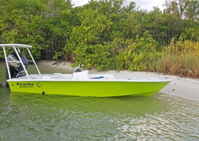 Piranha Boatworks F1400