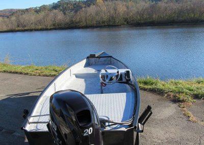 Santee Boat
