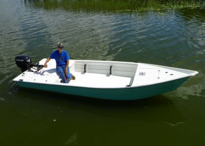 174 Sports Skiff TIller Side 2
