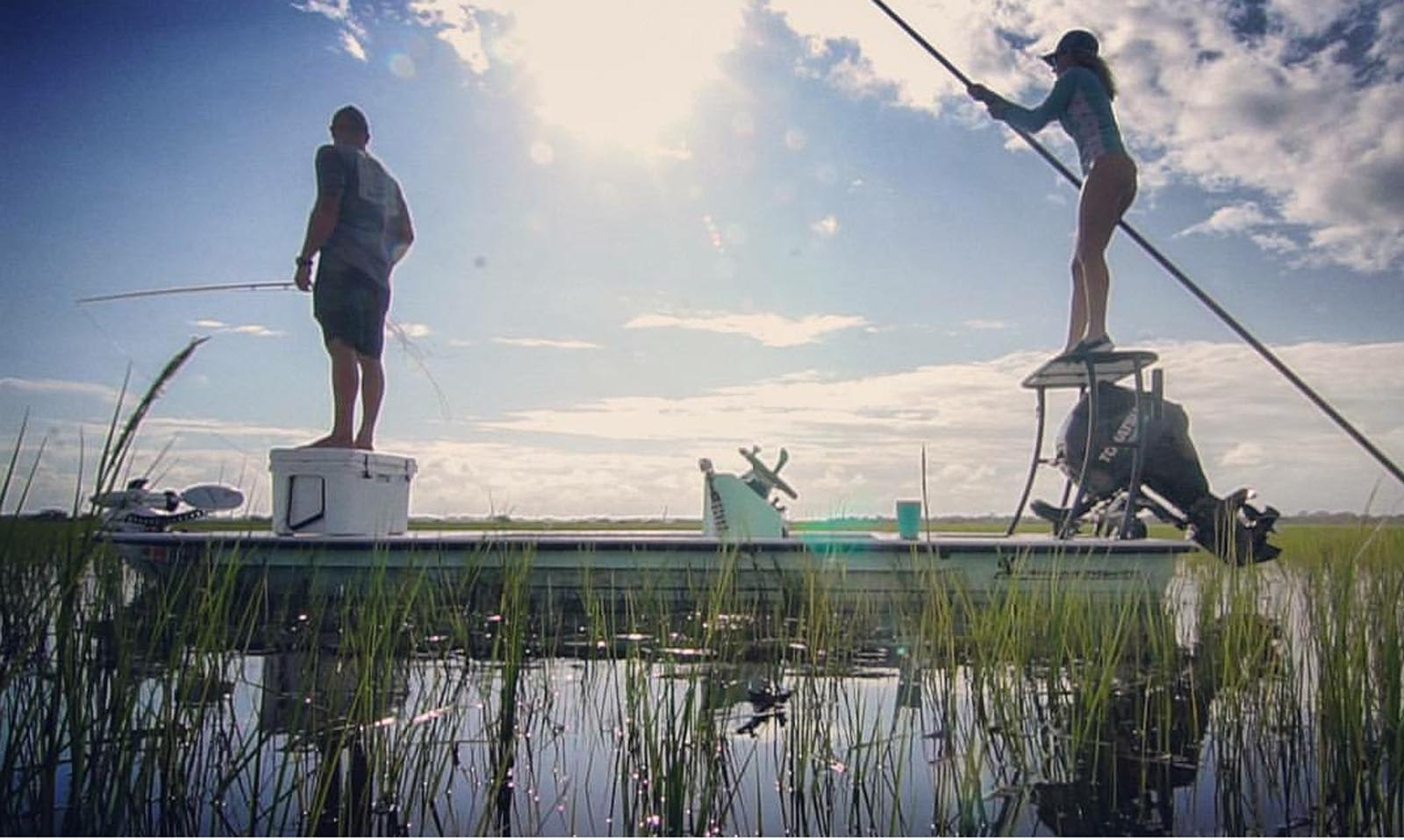 Skimmer Skiff | Big Frank's Outdoors