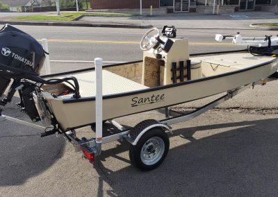 Santee Boat 12