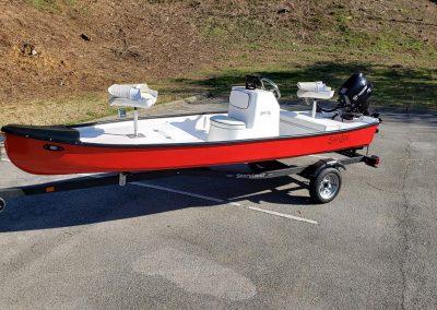 Santee Boat 8