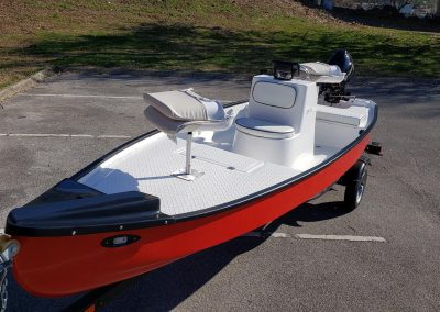 Santee Boat 9
